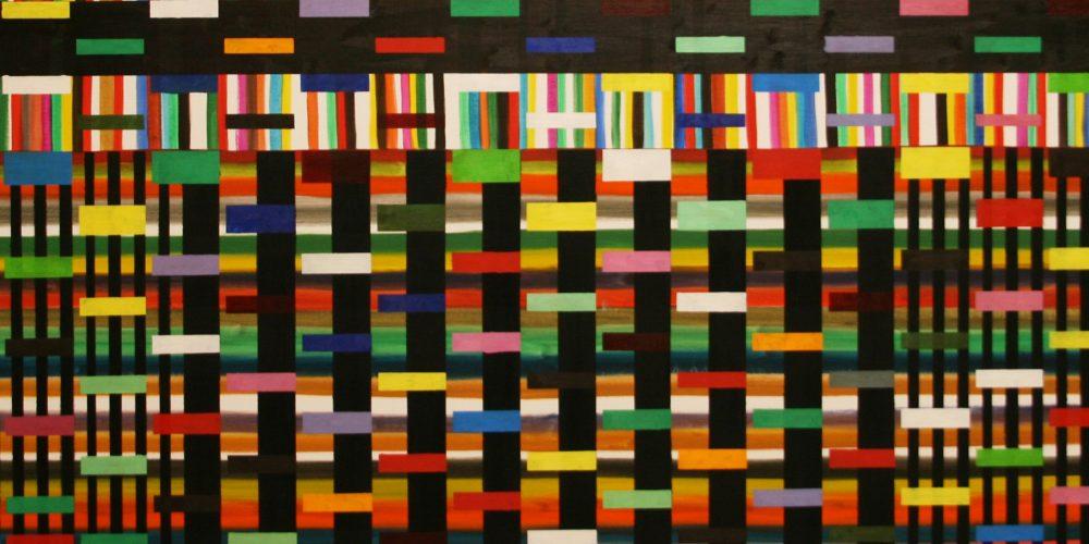 Geom 2 (detail) -Miquel Gelabert