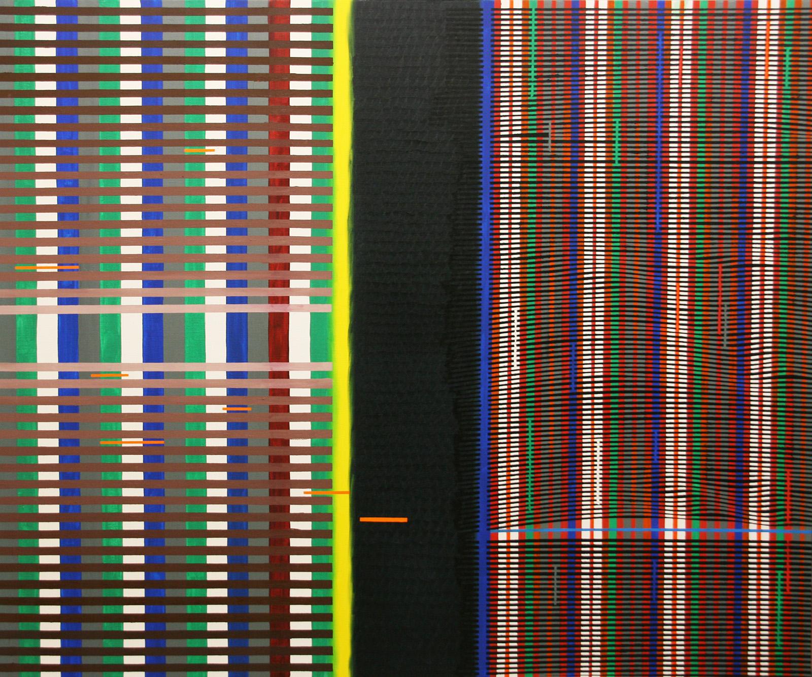Solo -oil on canvas 162 x 195 cm- 2016 Miquel Gelabert