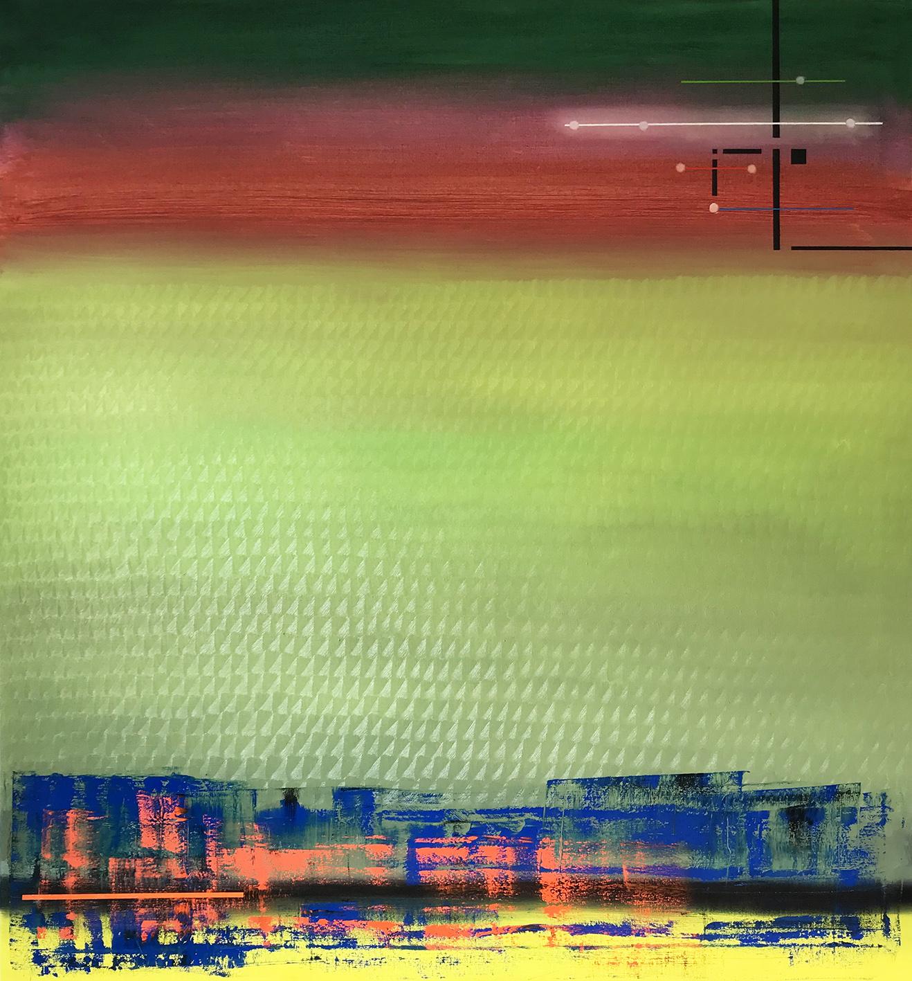 Lndskp 5 (150x140cm) 2018
