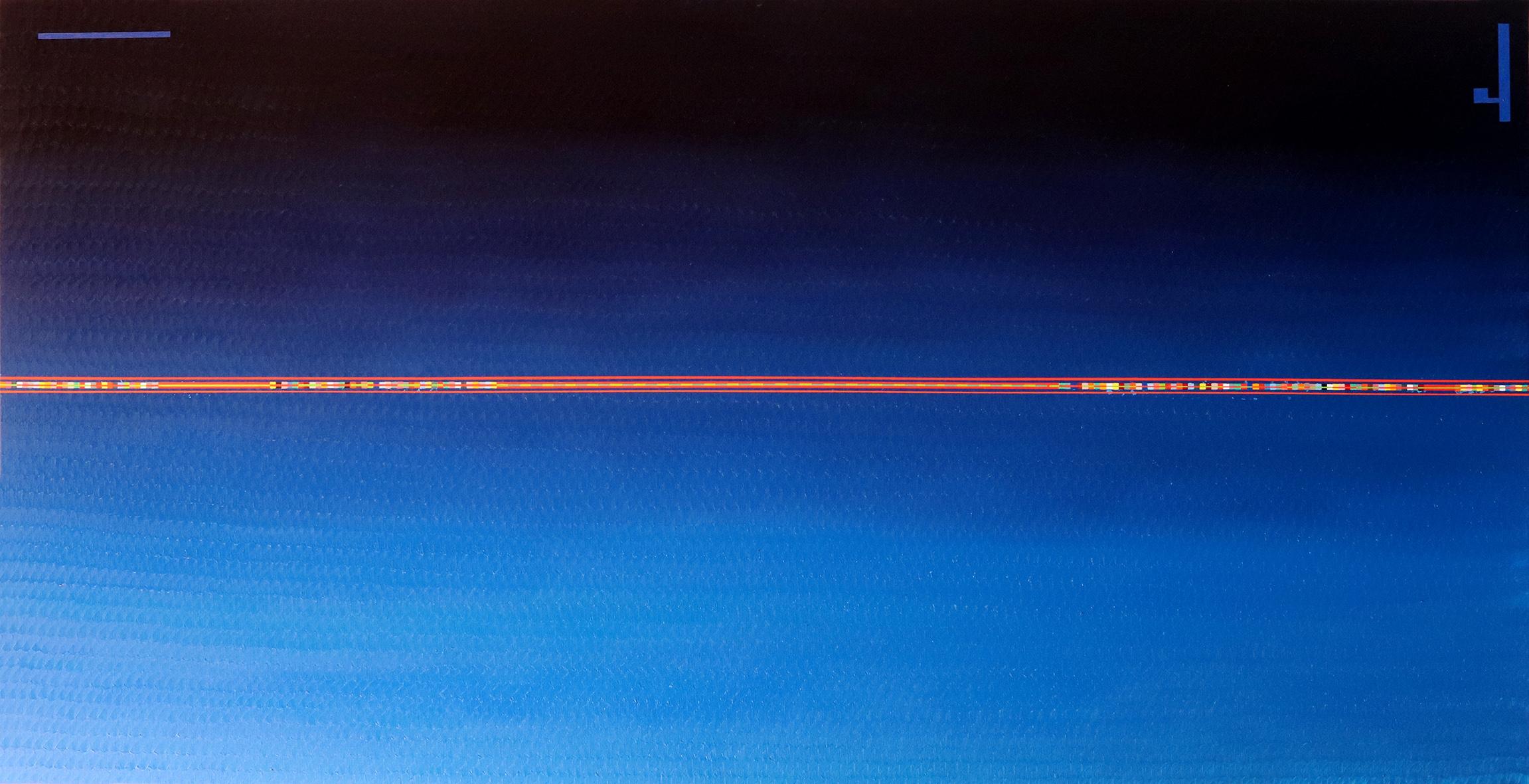 Redline horizon (v 10.0) (122x240cm) 2019
