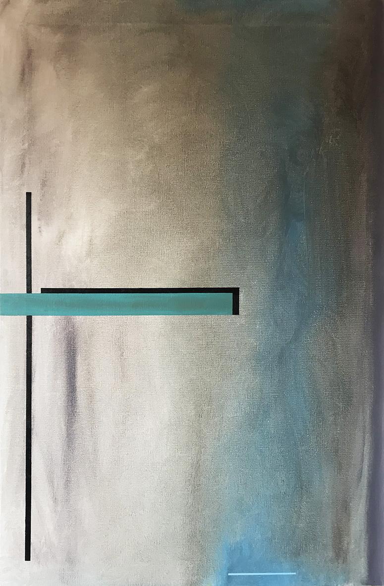 Turkblack (120x80cm) 2019