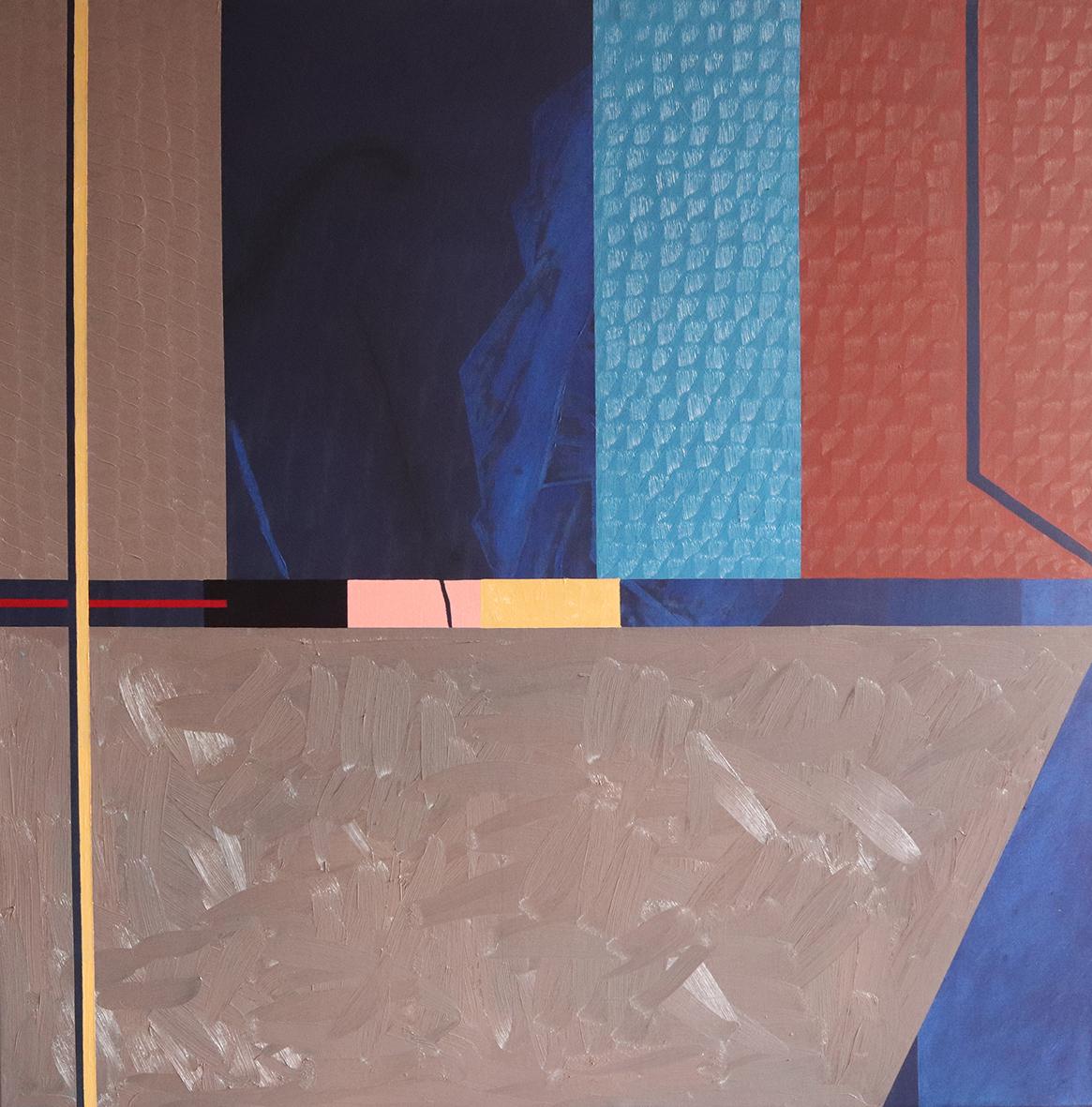 In memoriam nª2 (100x100cm) 2007-2020