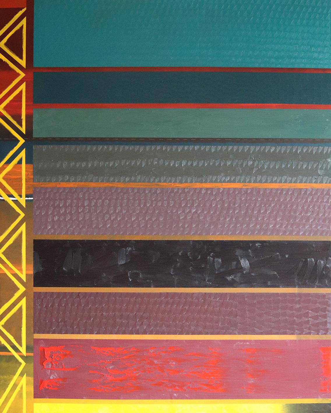 Landscape vertical (162x130cm) 2005-2020