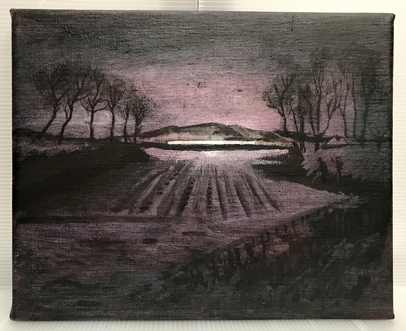 Vincent Land Gogh 2 (22x27cm) 2020