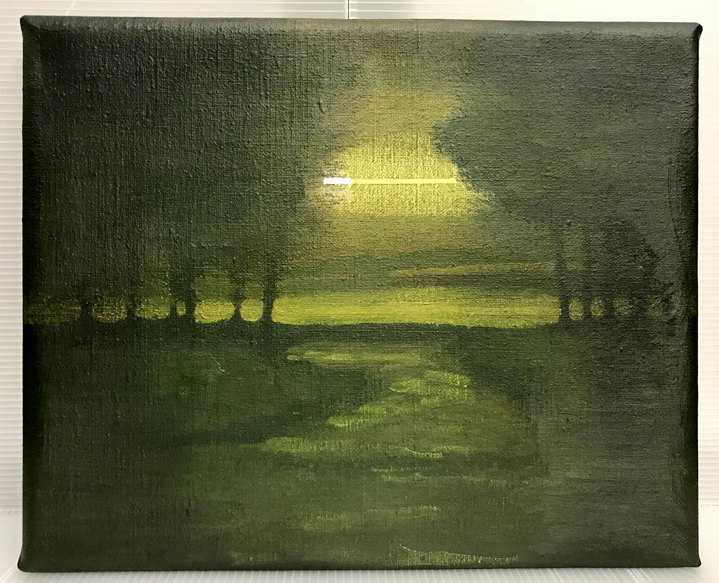 Vincent Land Gogh 3 (22x27cm) 2020
