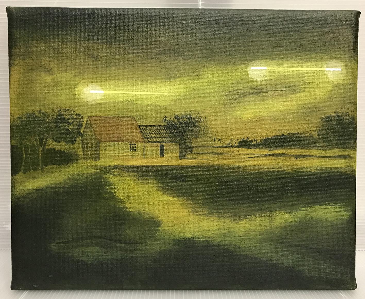 Vincent Land Gogh 6 (22x27cm) 2020