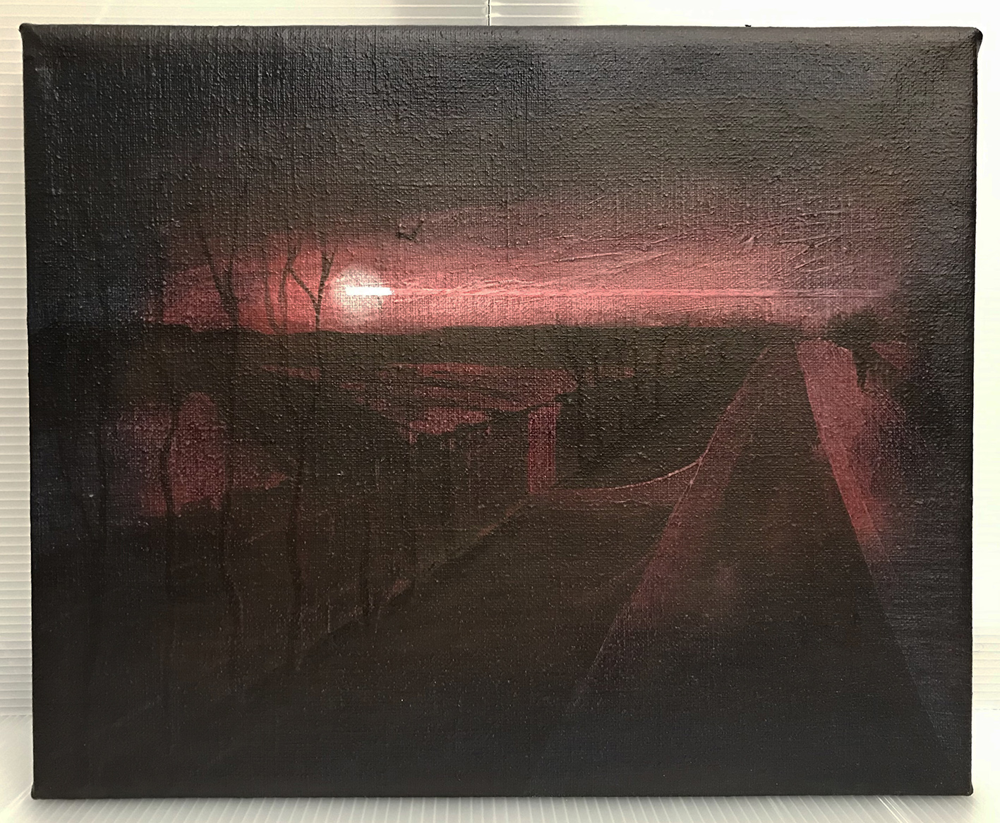 Vincent Land Gogh 7 (22x27cm) 2020