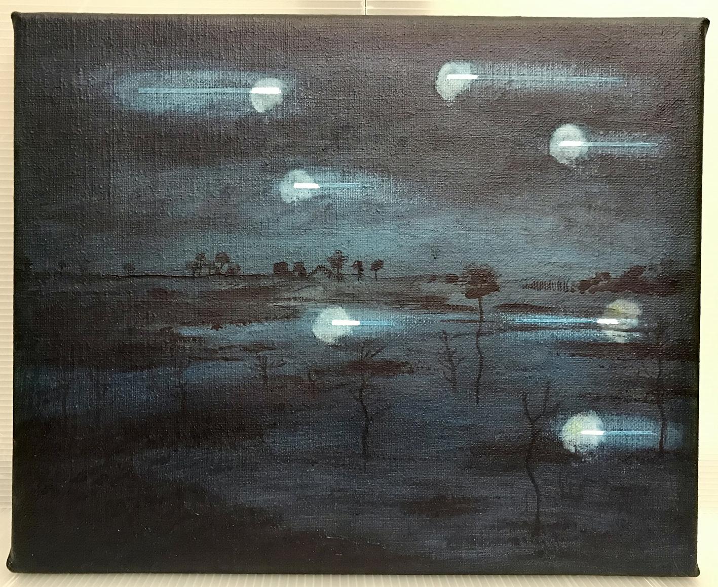 Vincent Land Gogh 8 (22x27cm) 2020