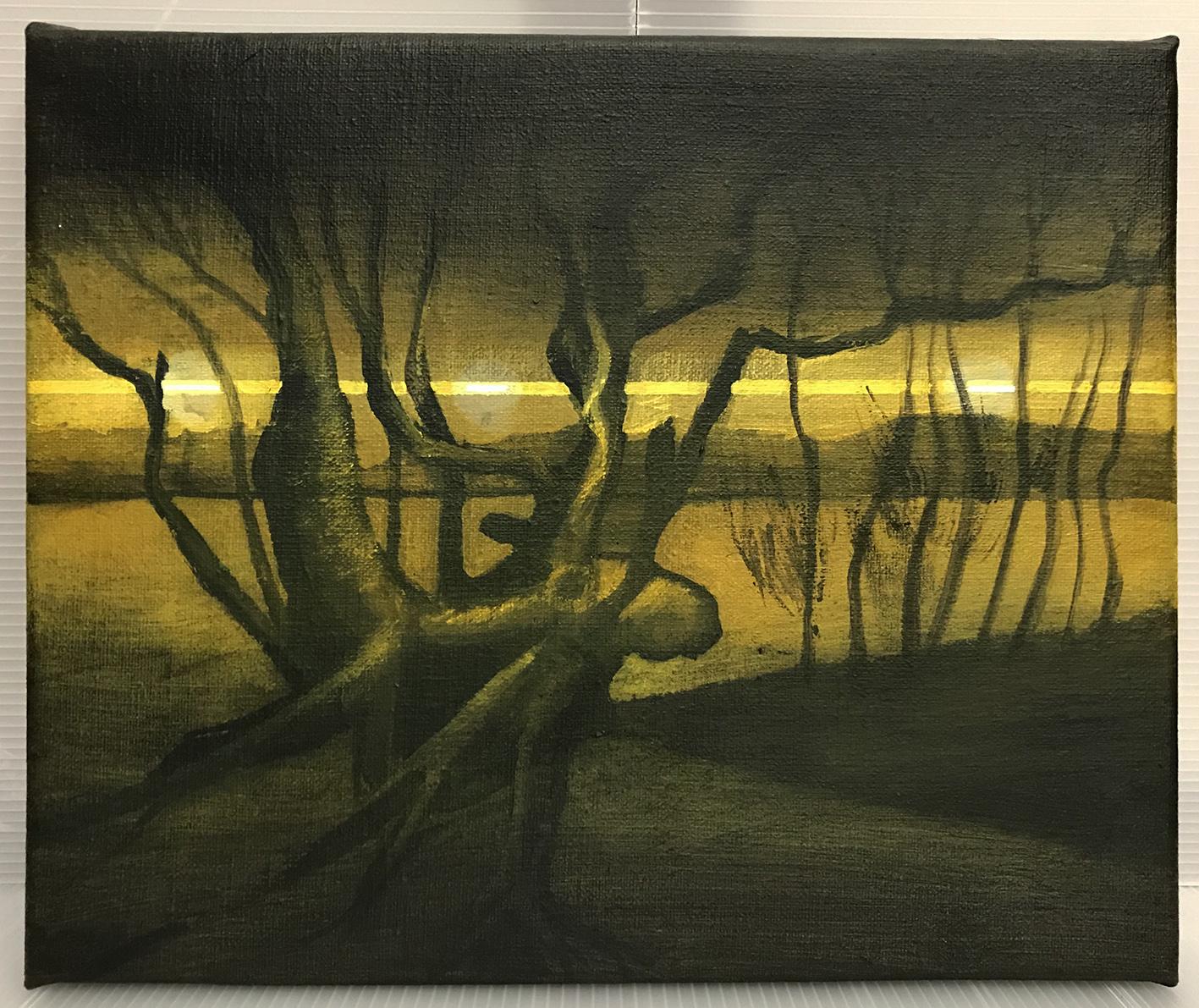 Vincent Land Gogh 9 (22x27cm) 2020